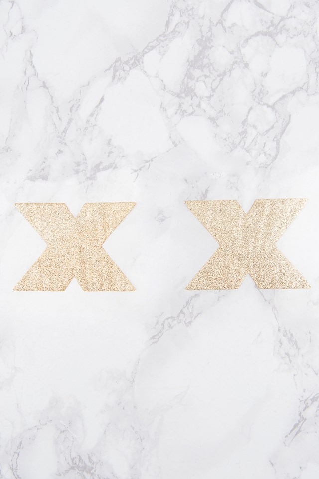 Flash Cross Gold
