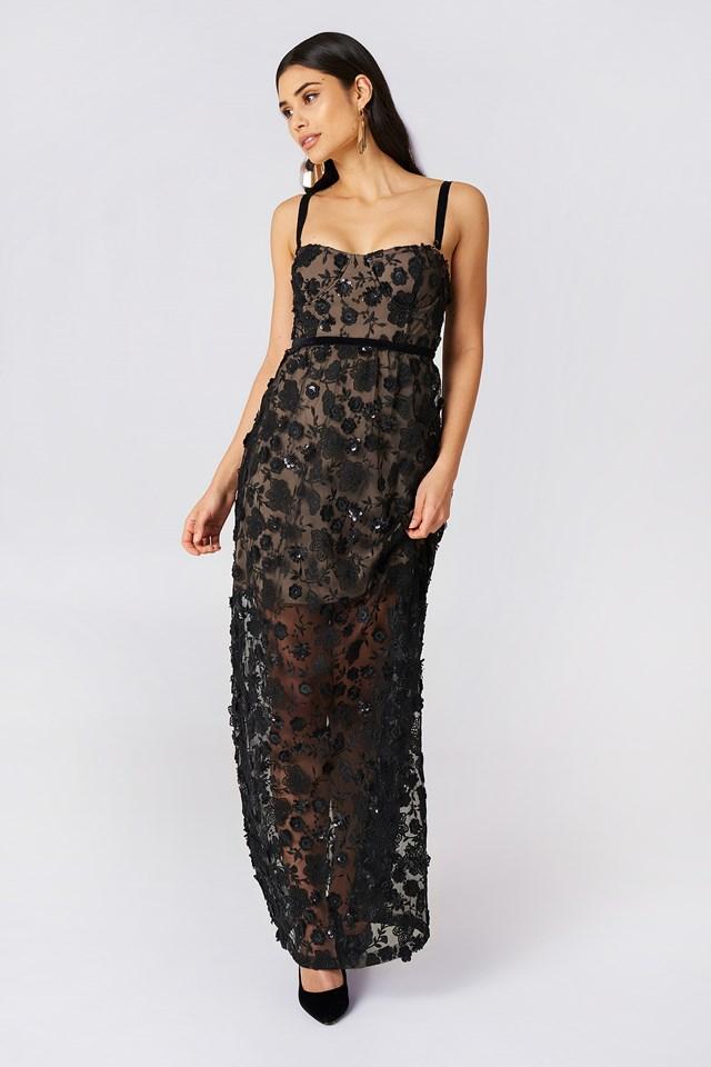 Beatrice Strappy Maxi Dress NA-KD.COM