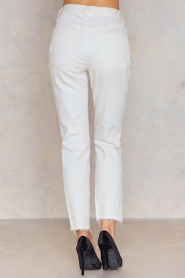 Lacey Stilt Jean NA-KD.COM