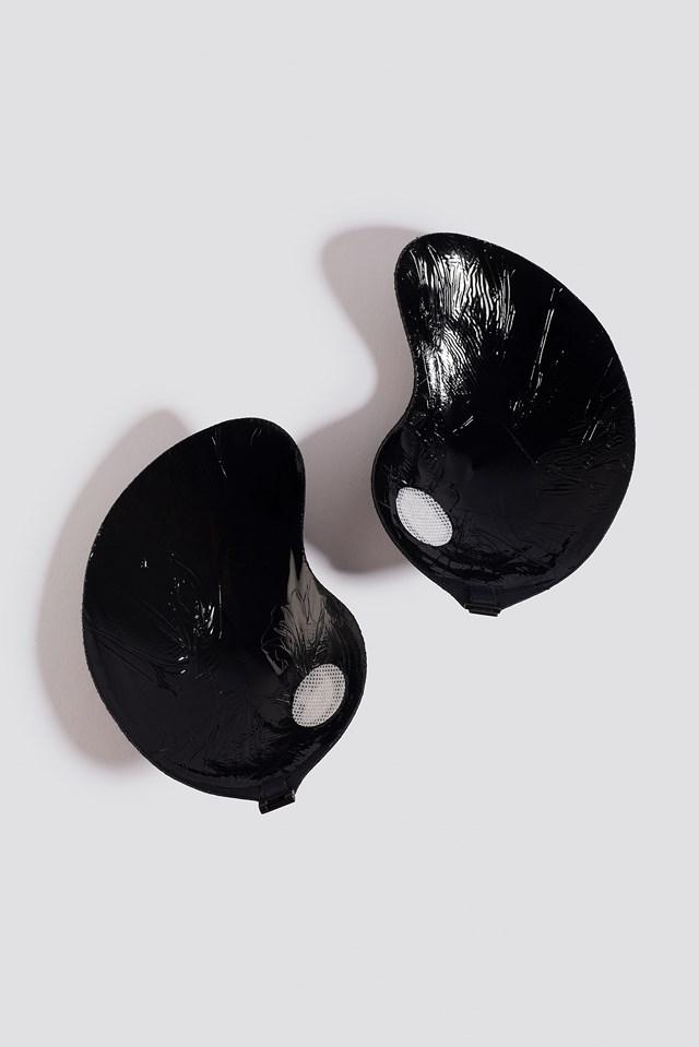 Cleavage Boost Bra Black