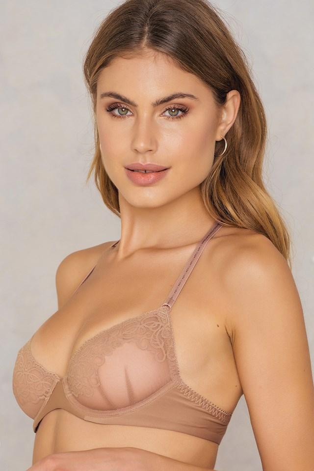 Wishing Well UW Bra Nude