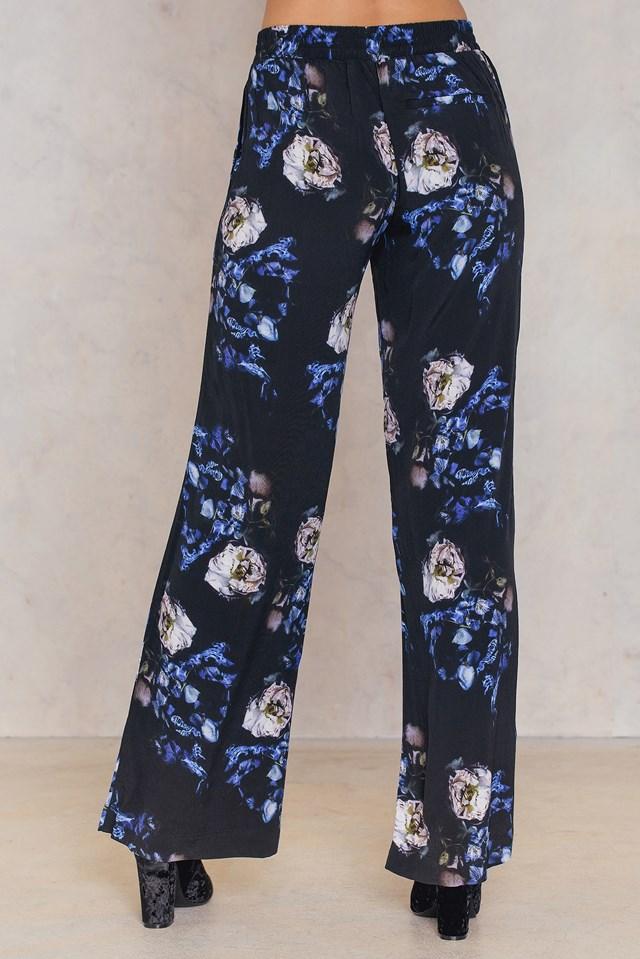 Horrid 2 Trousers Hisdal Flower