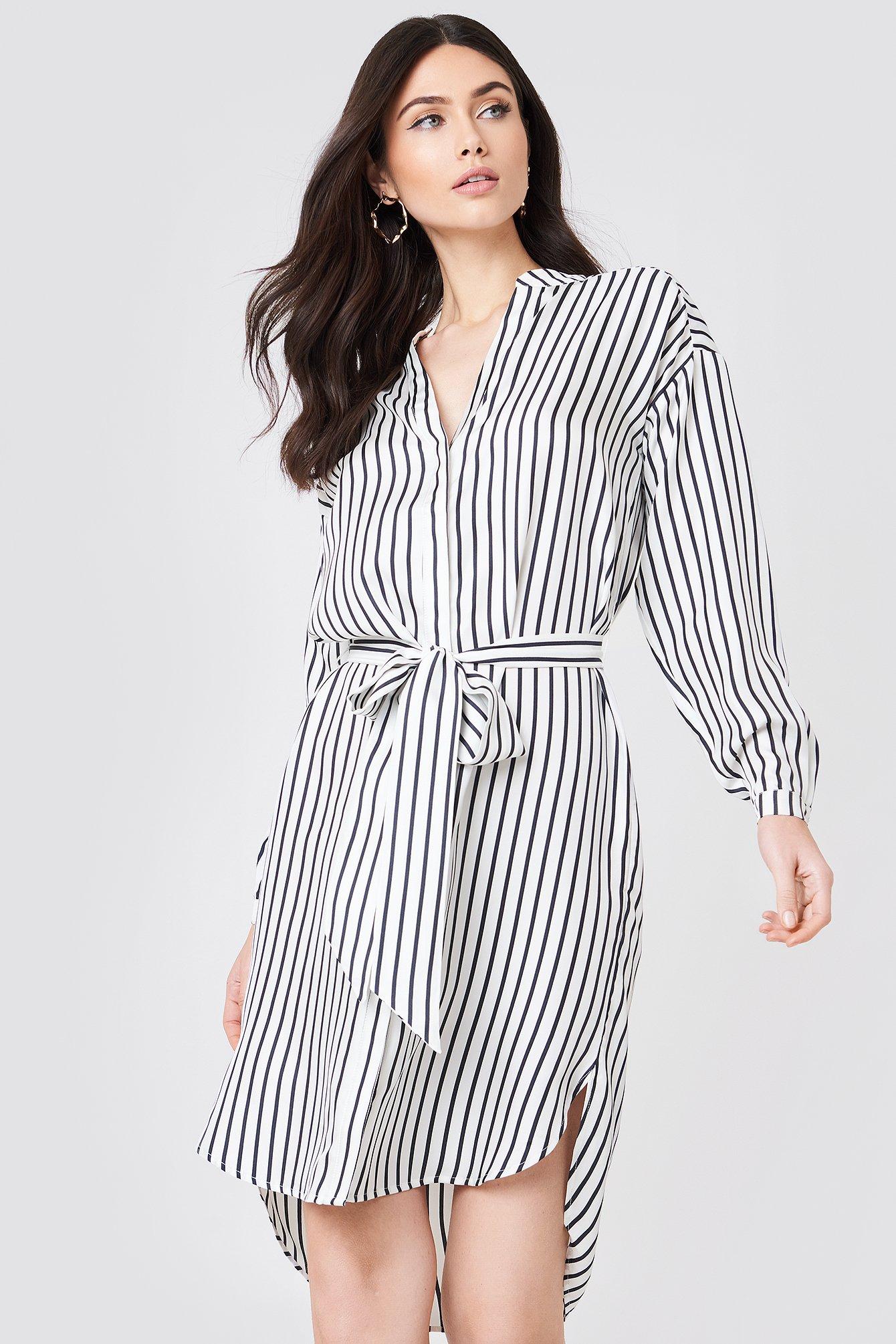 LISA DRESS - WHITE
