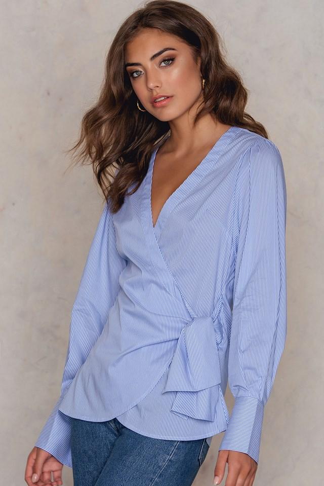 Philip Shirt Light Blue Stripe