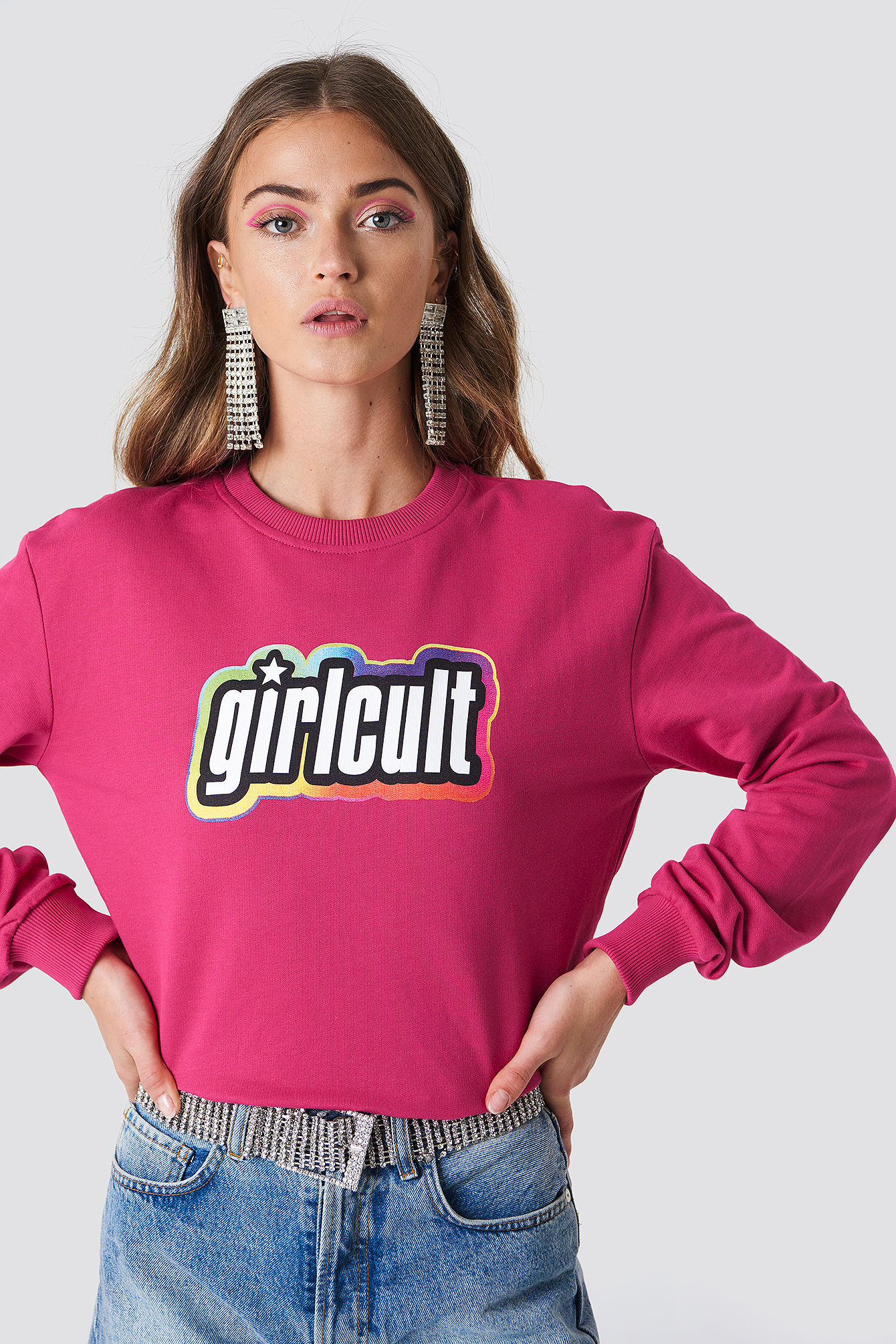 Girl Cult Sweatshirt NA-KD.COM