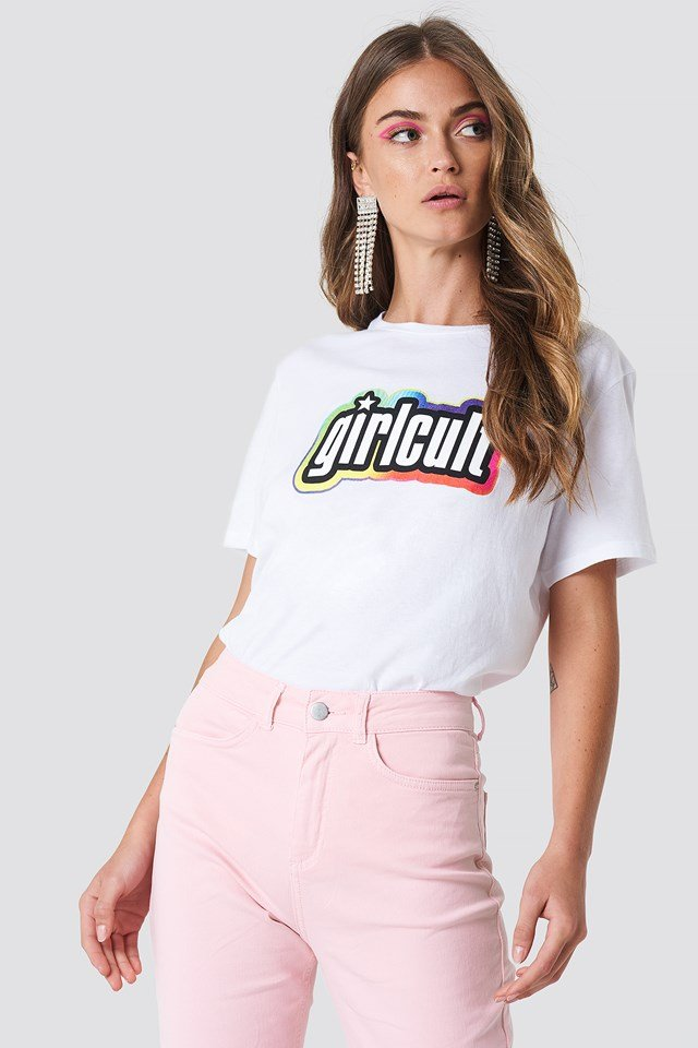 T-shirt Girl Cult Virgin