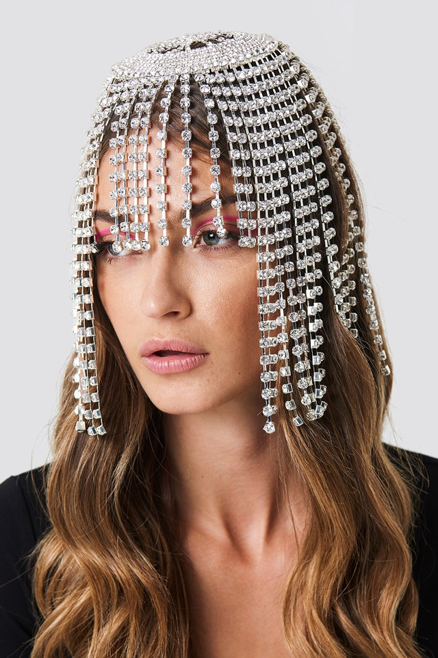Rhinestone Hair Jewelry NA-KD.COM