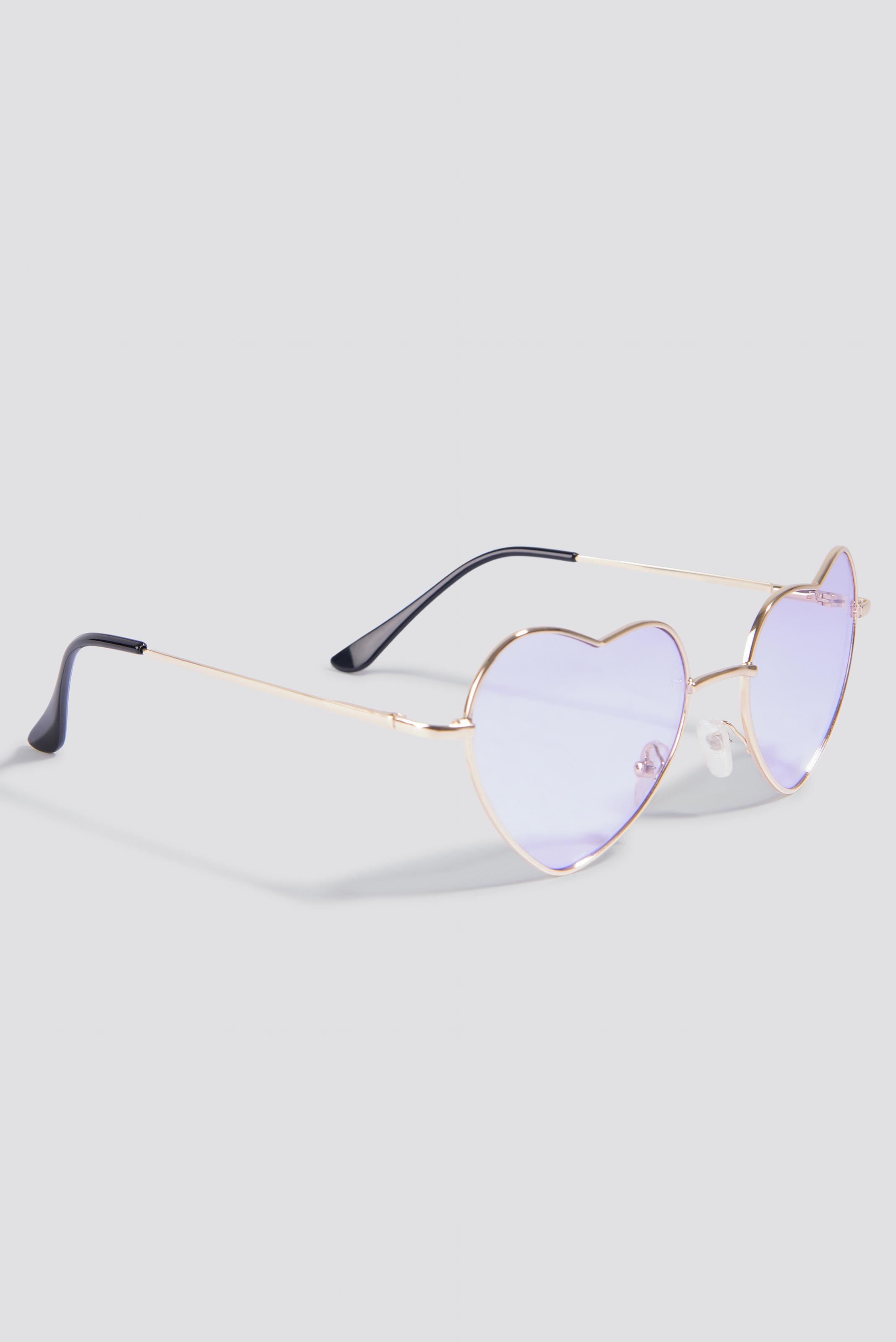 Okulary przeciwsłoneczne Heart NA-KD.COM