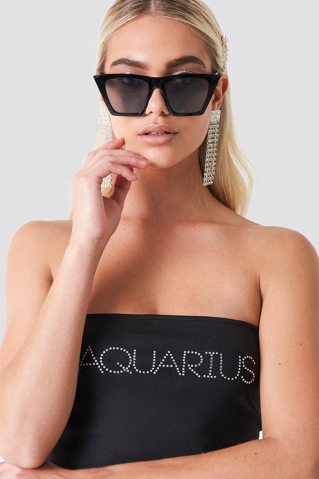 Decorative Tube Top Aquarius