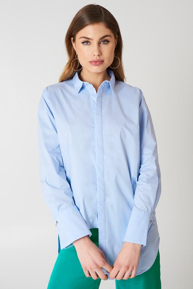 Amati Shirt Kentucky Blue