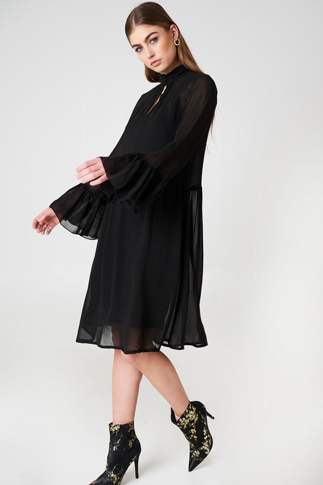 Baxtor Dress Black
