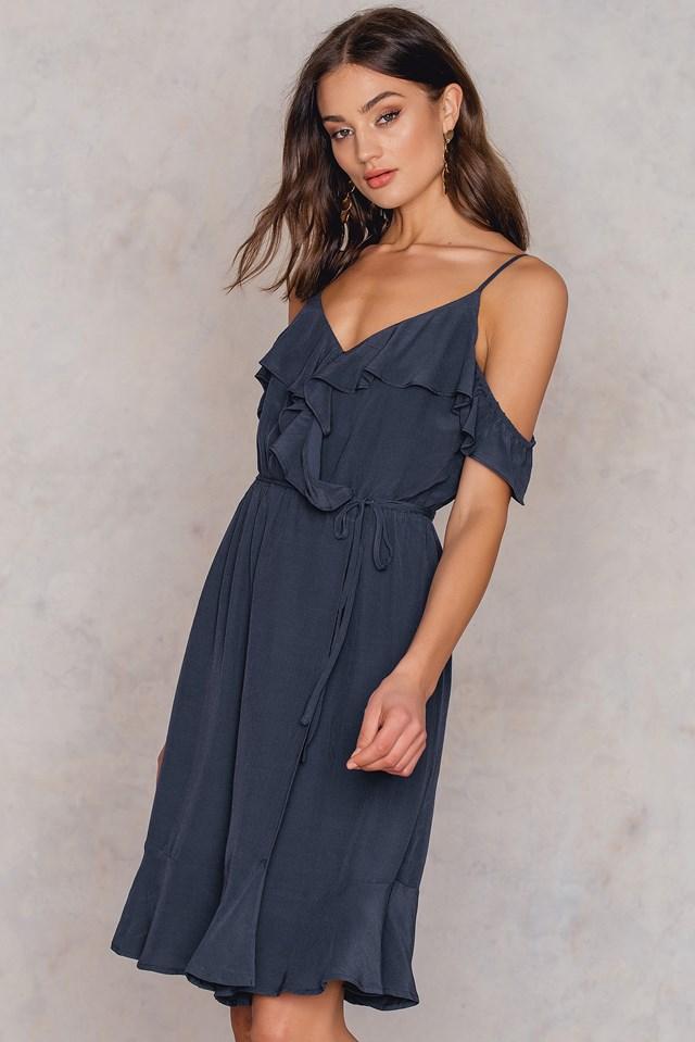 Bay Dress Odyssey Gray