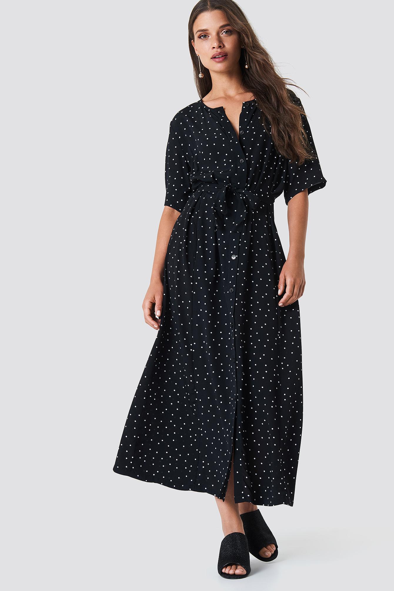 Harper Midi Dress NA-KD.COM