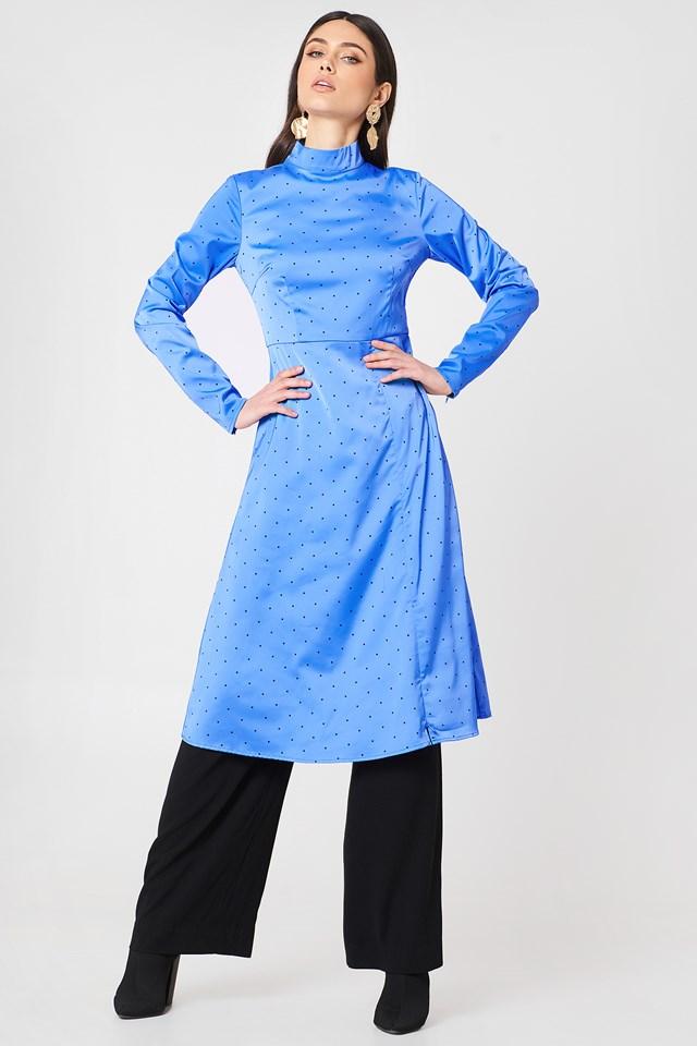 Ihara Dress Granada Sky