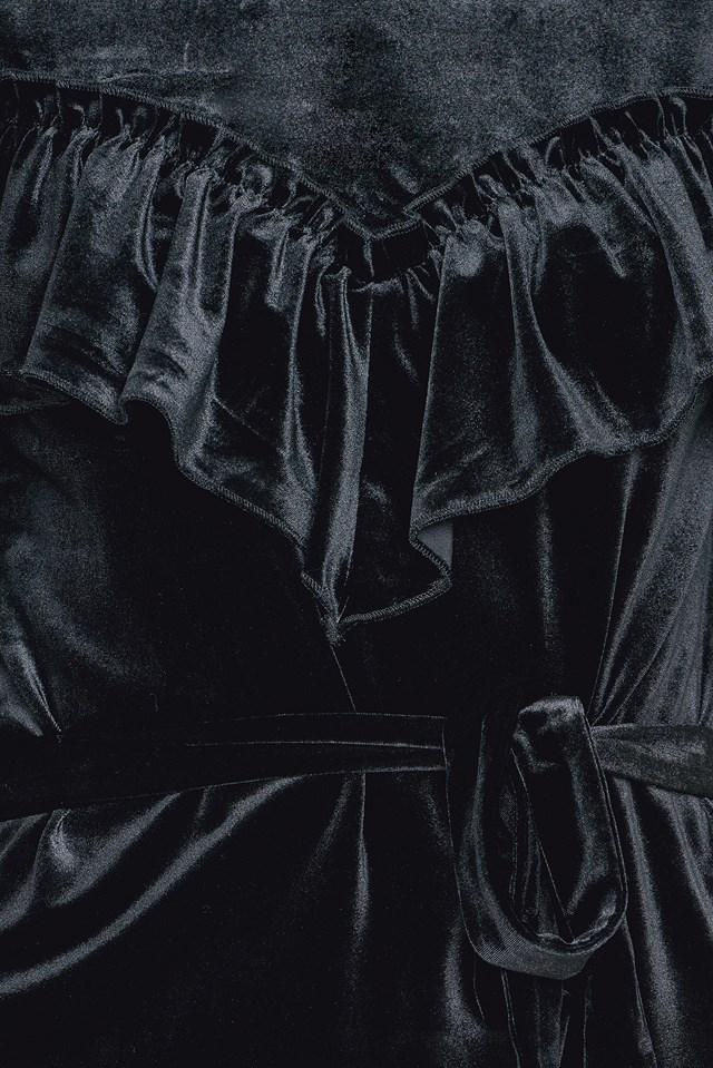 Locklyn Dress Black