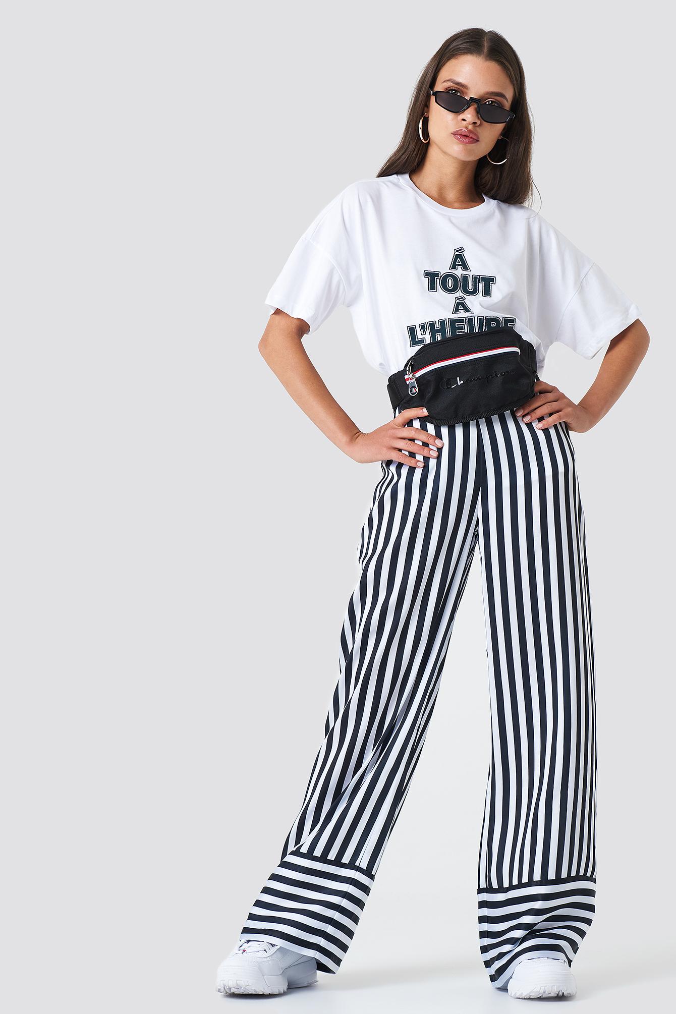 T-shirt Marge NA-KD.COM
