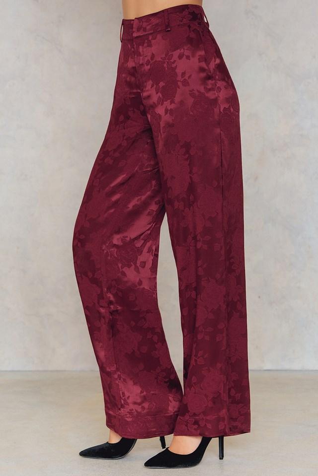 Marly Pants Merlot