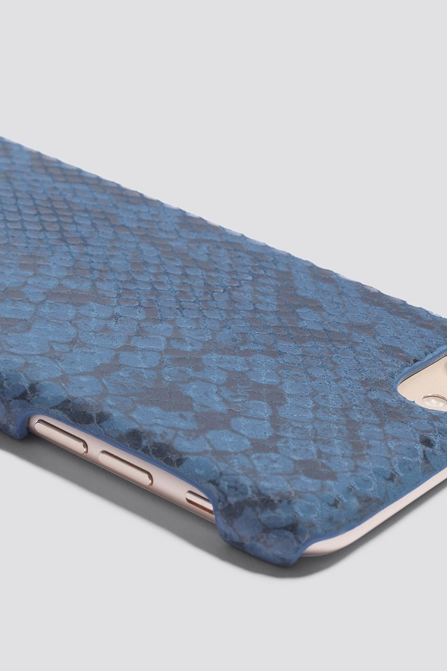 Mobile Cover Leather Granada Snake
