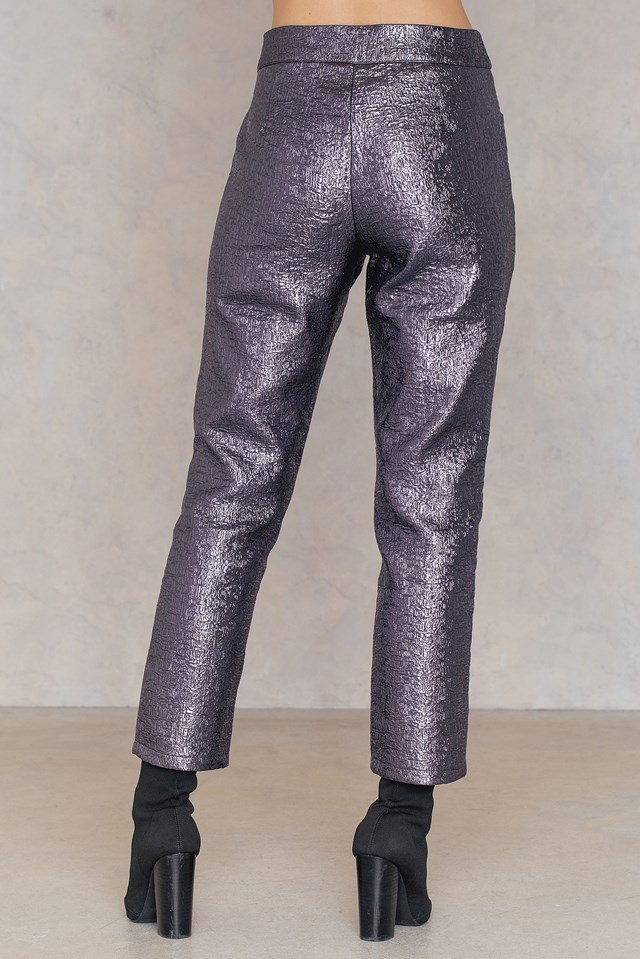 Naima Pants Purple Haze