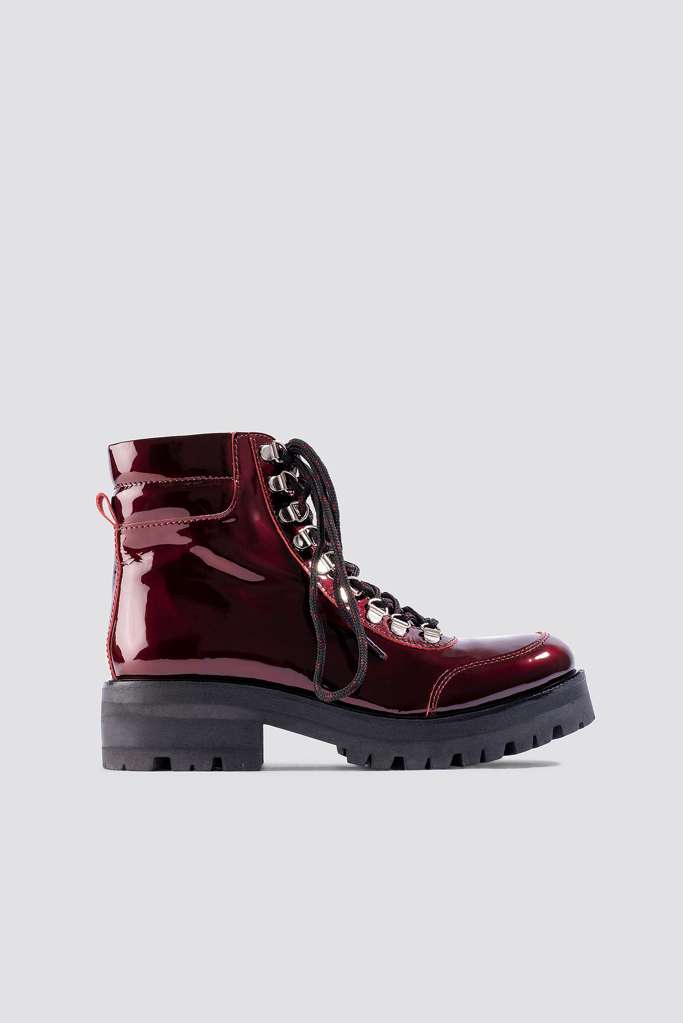 gestuz -  Pando Boots - Red