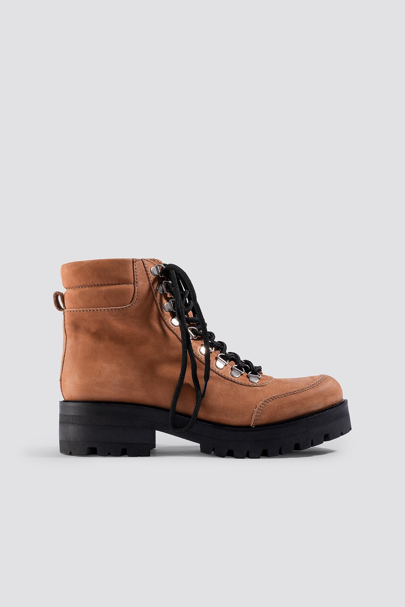 gestuz -  Sando Boots - Brown
