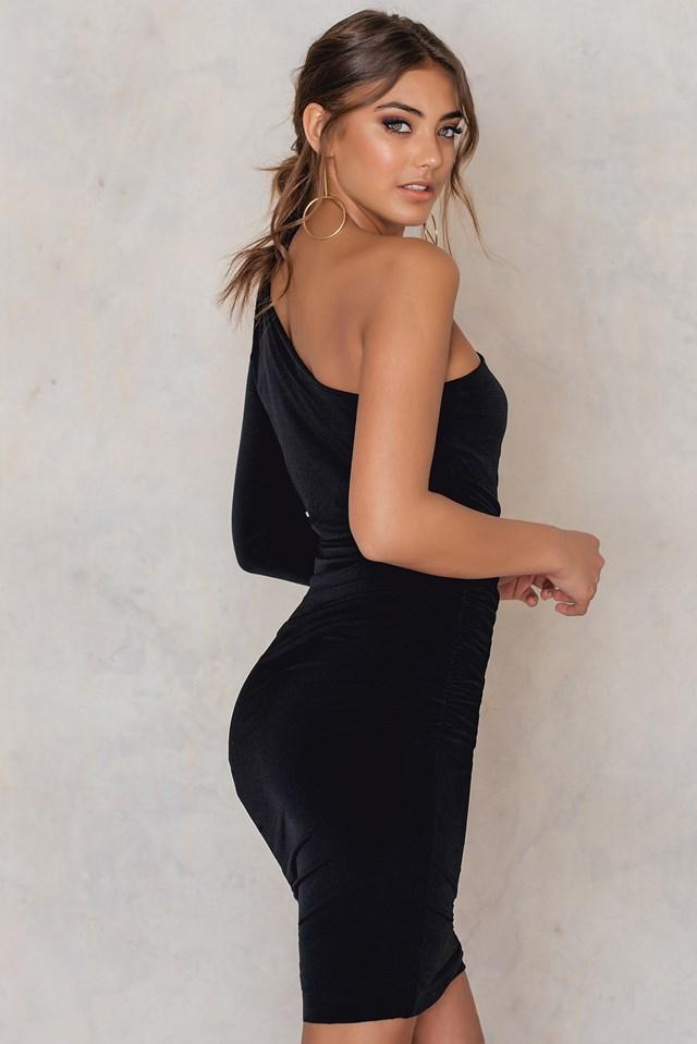 Sila Dress Black