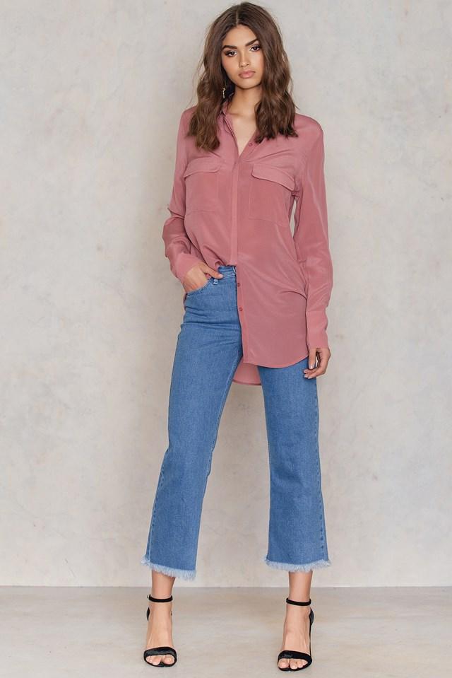 Vega Shirt Canyon Rose