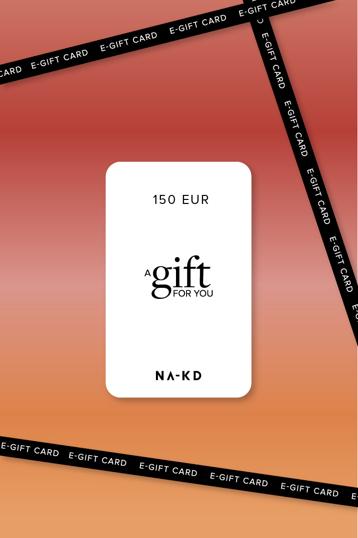 One gift. Endless fashion choices. 150 EUR