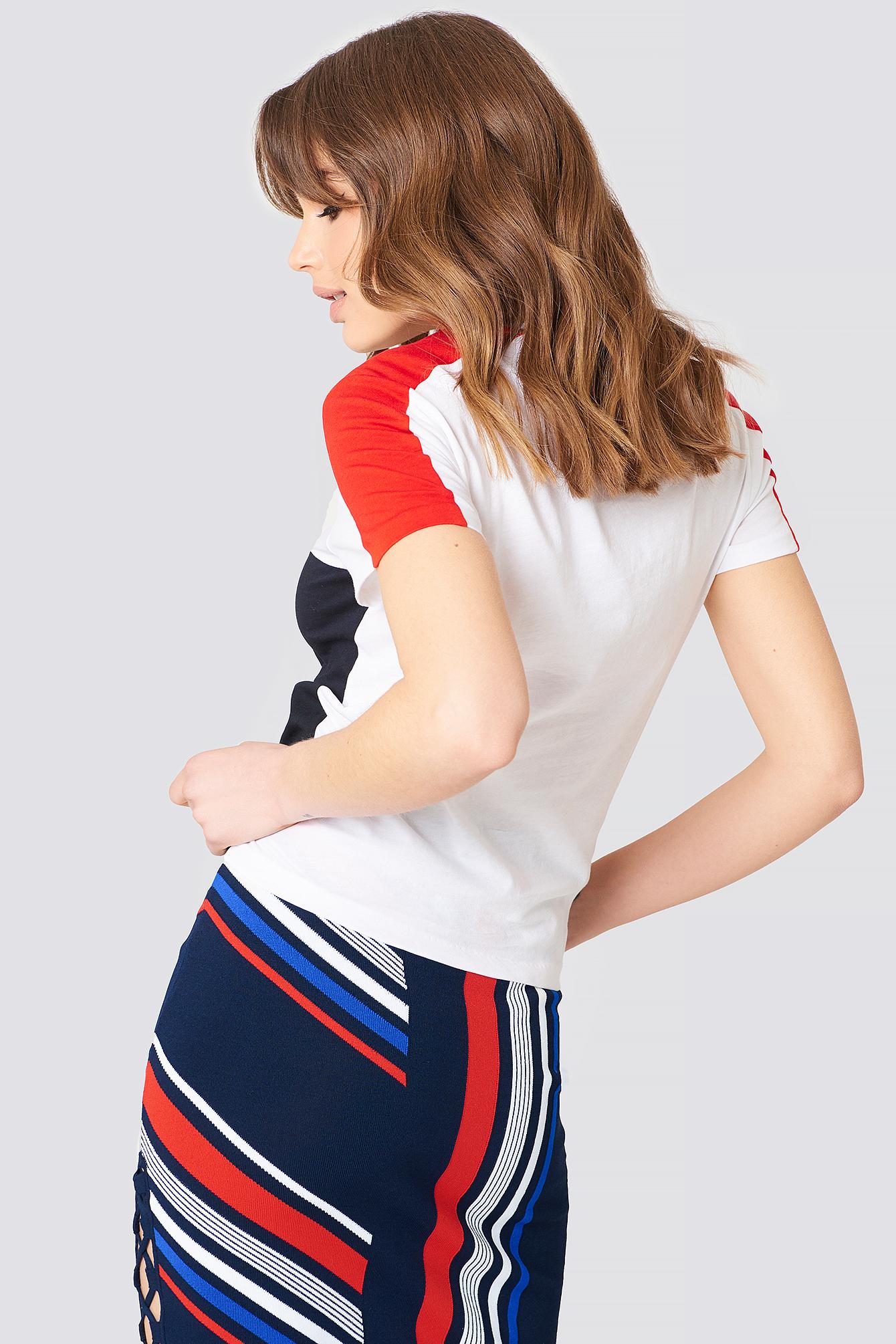T-shirt Gigi Hadid Speed SS NA-KD.COM