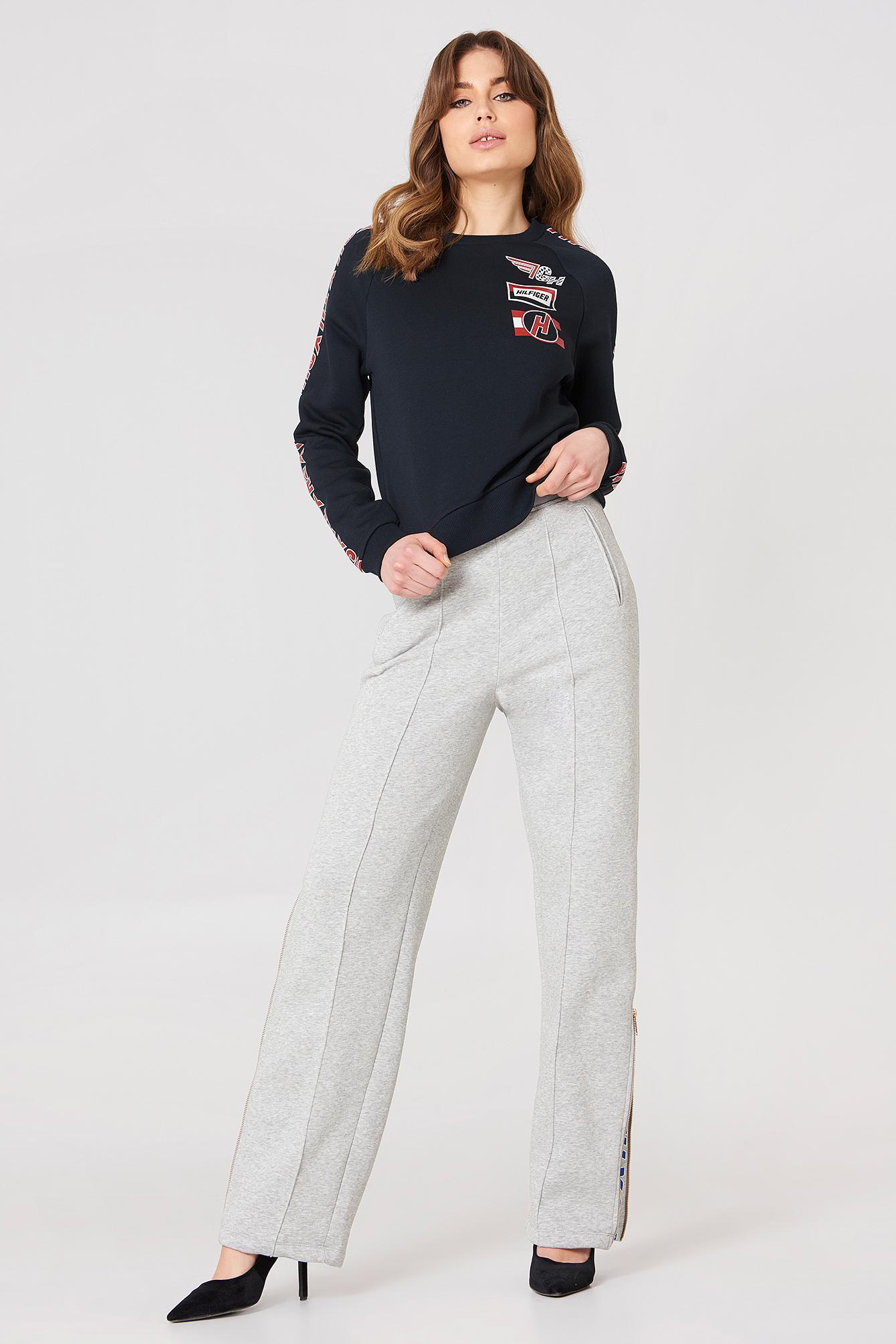 Gigi Hadid Team LS Sweatshirt NA-KD.COM