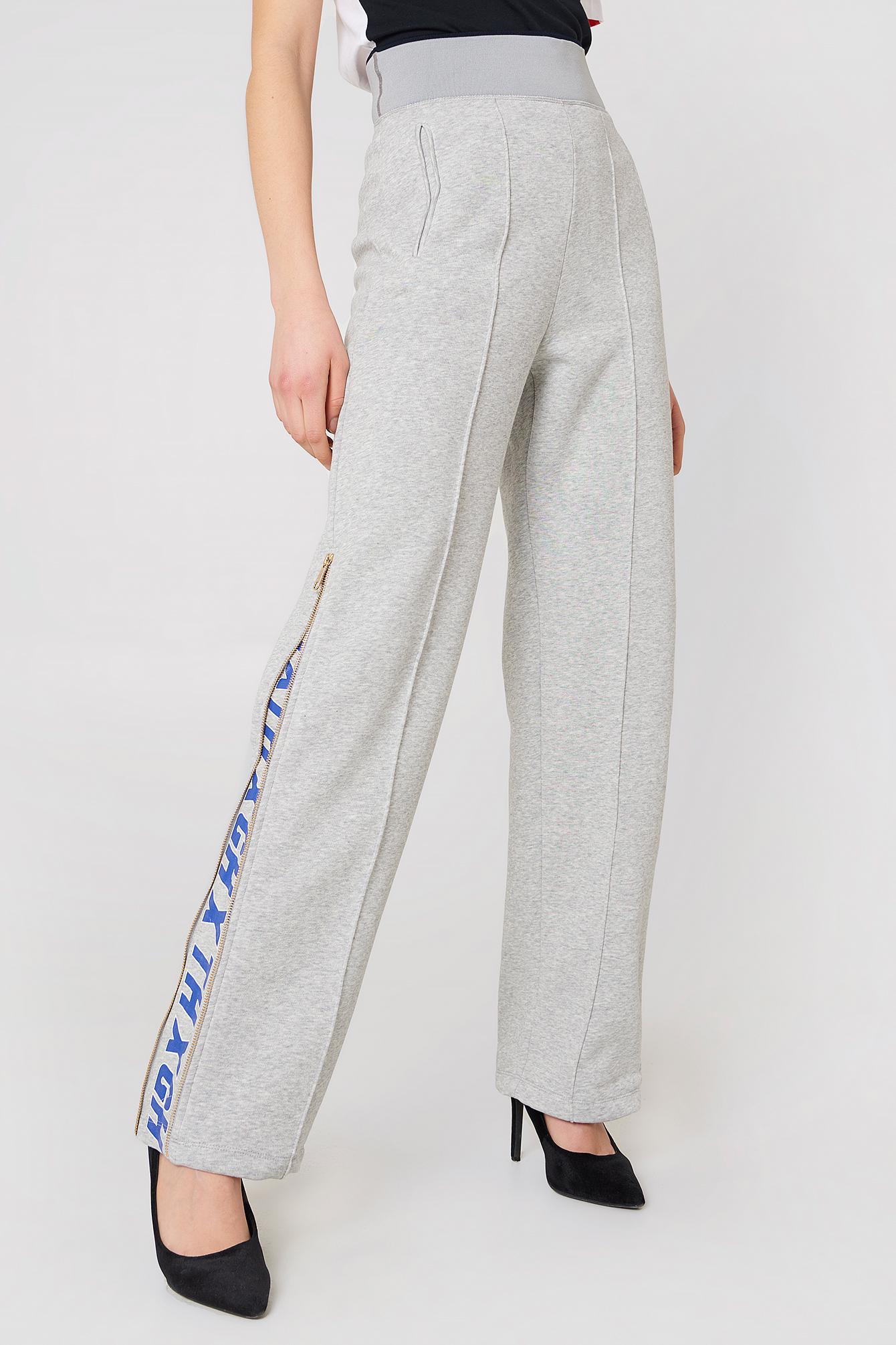 Gigi Hadid Zip Track Pant NA-KD.COM