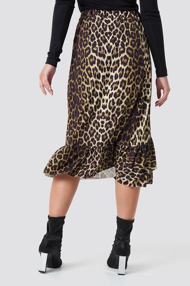 Givi Skirt Leopard