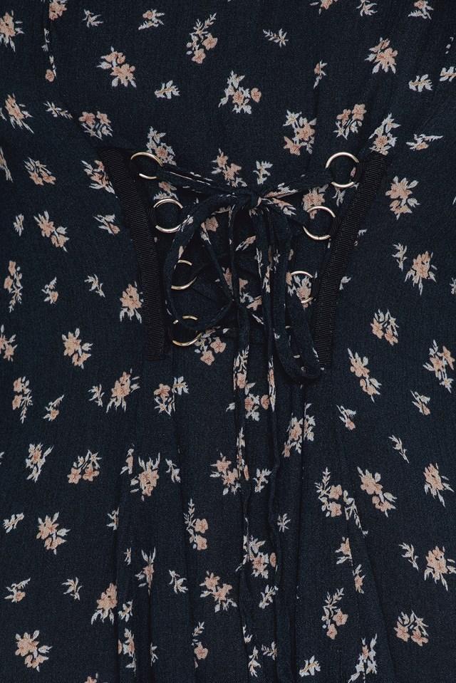 Wide Sleeve Dress NA-KD.COM