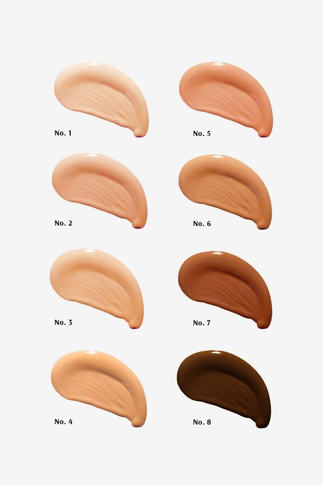 All about that base Foundation NR3