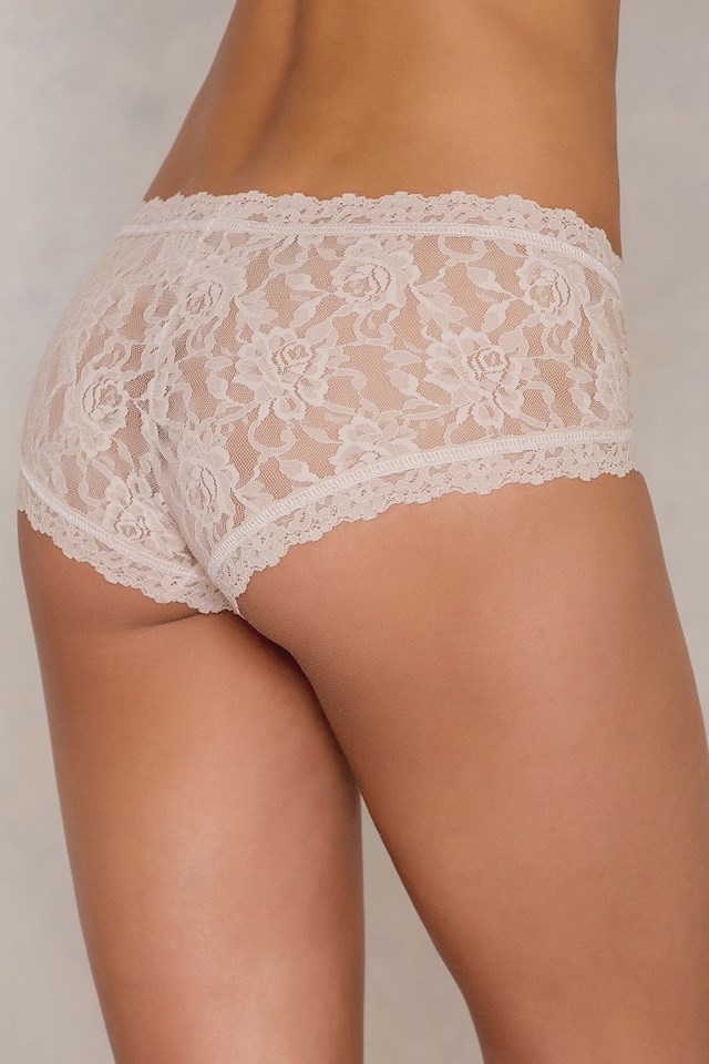 Boyshort Panties Chai