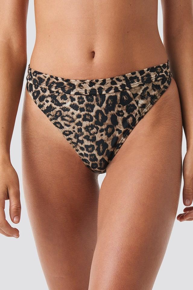 Bikini Bottom Leopard