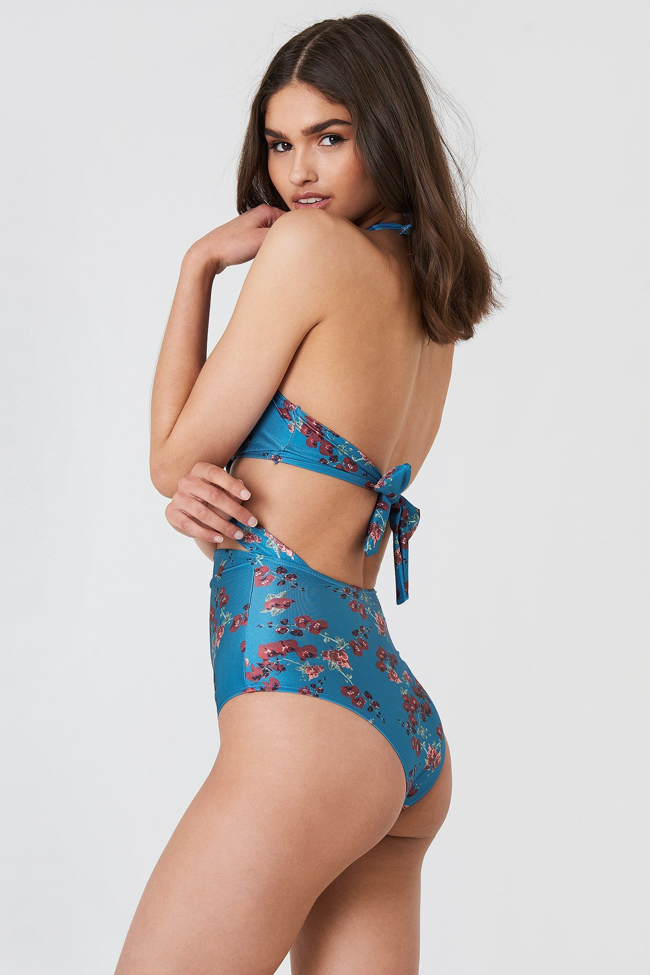 Cut Out Swimsuit NA-KD.COM