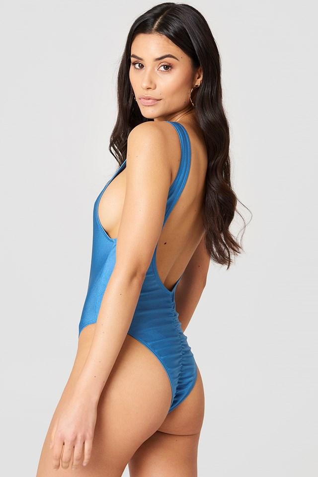 High Cut Swimsuit NA-KD.COM