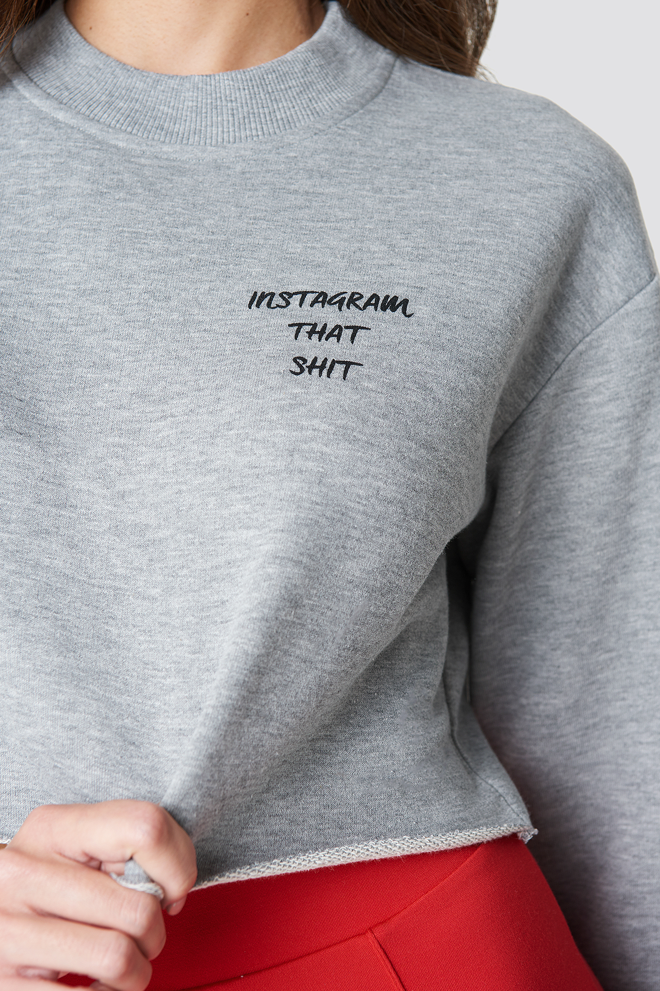 Instagram That Shit Sweater NA-KD.COM