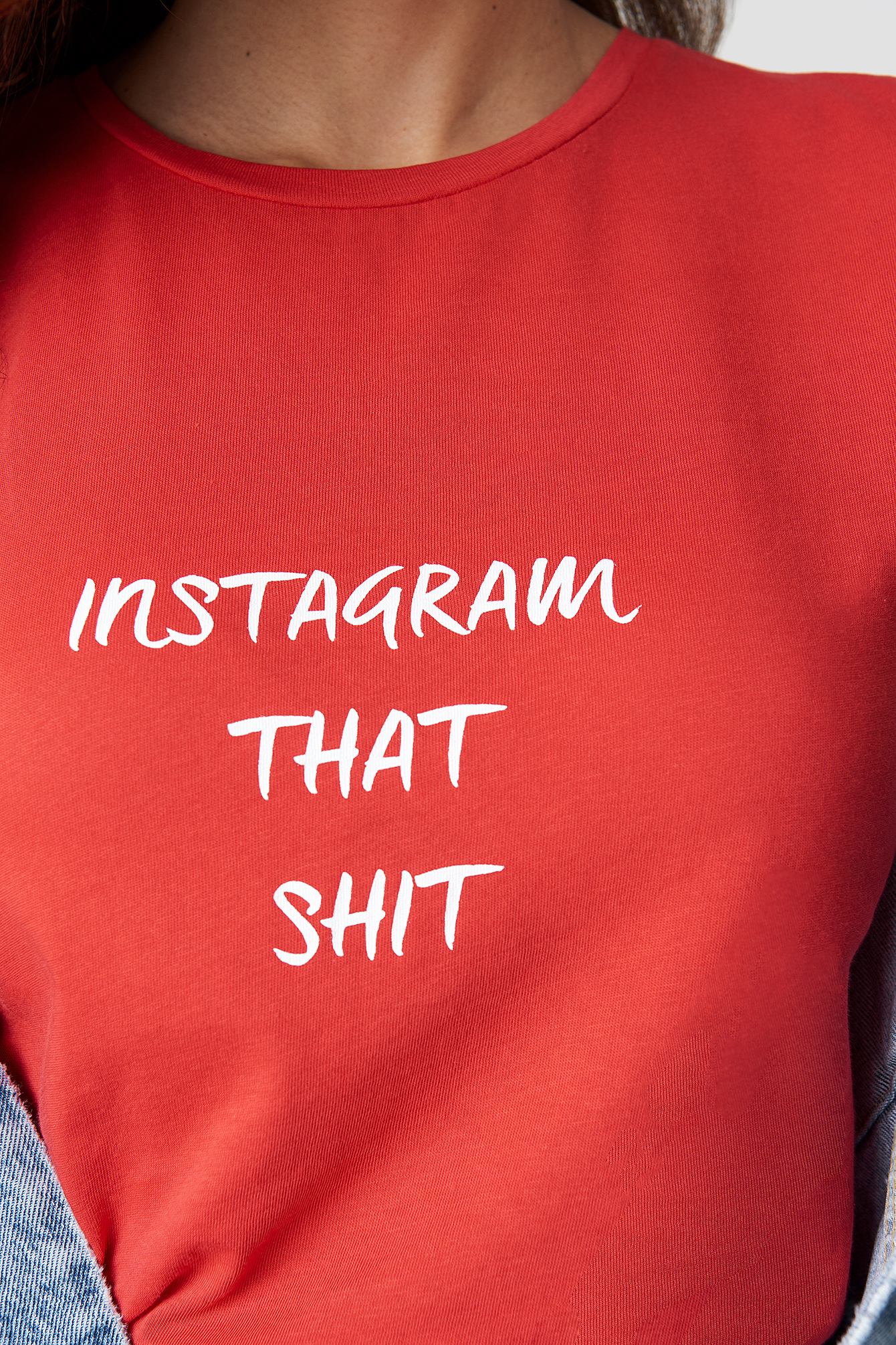 Instagram That Shit Tee NA-KD.COM