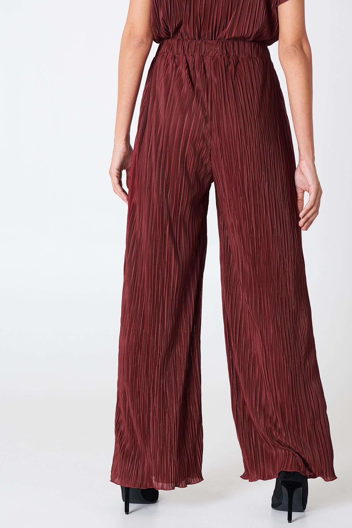 Pleated Pants NA-KD.COM