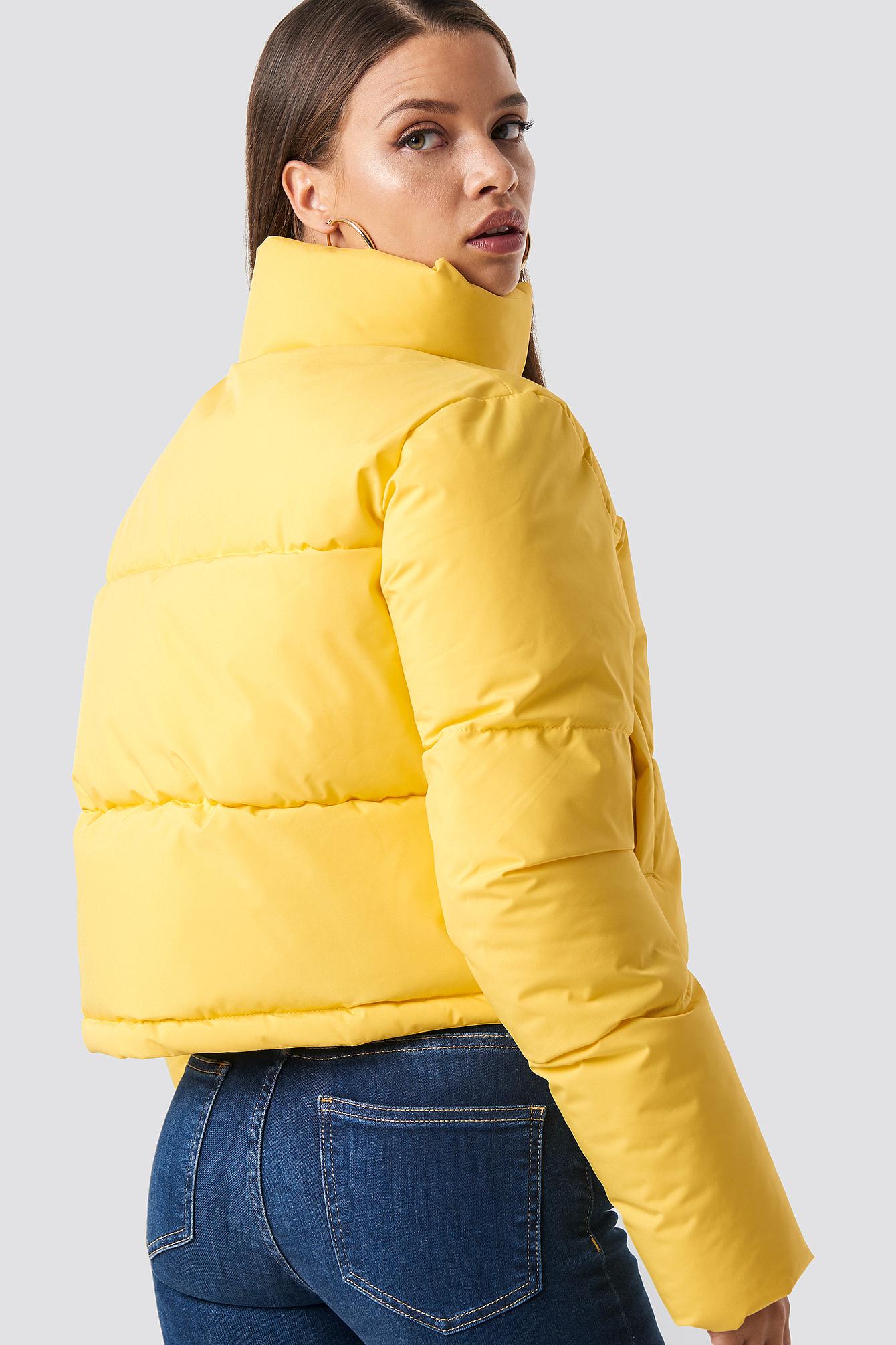 Short Puffy Jacket NA-KD.COM