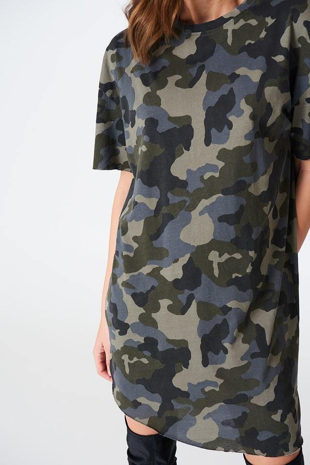 Tee Dress NA-KD.COM