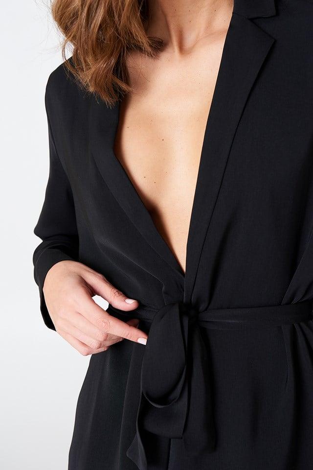 Belted Blazer NA-KD.COM