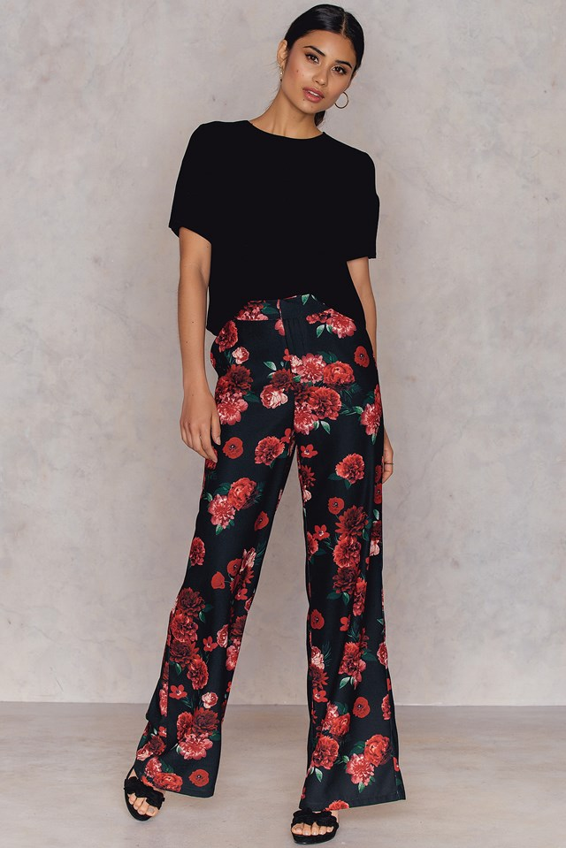 Flared Suiting Pants NA-KD.COM