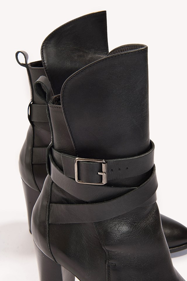 Vic Ancle Boots NA-KD.COM