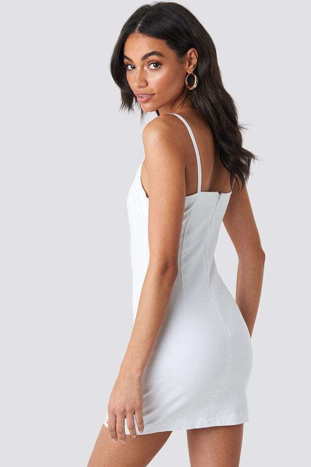 Denim Dress NA-KD.COM