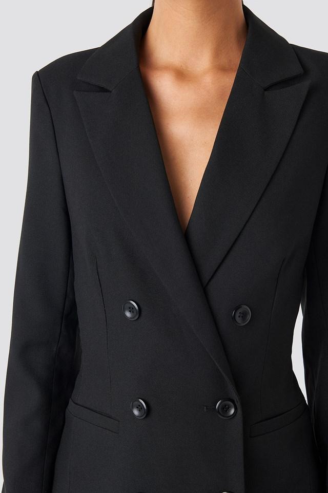 Tailored Blazer Black