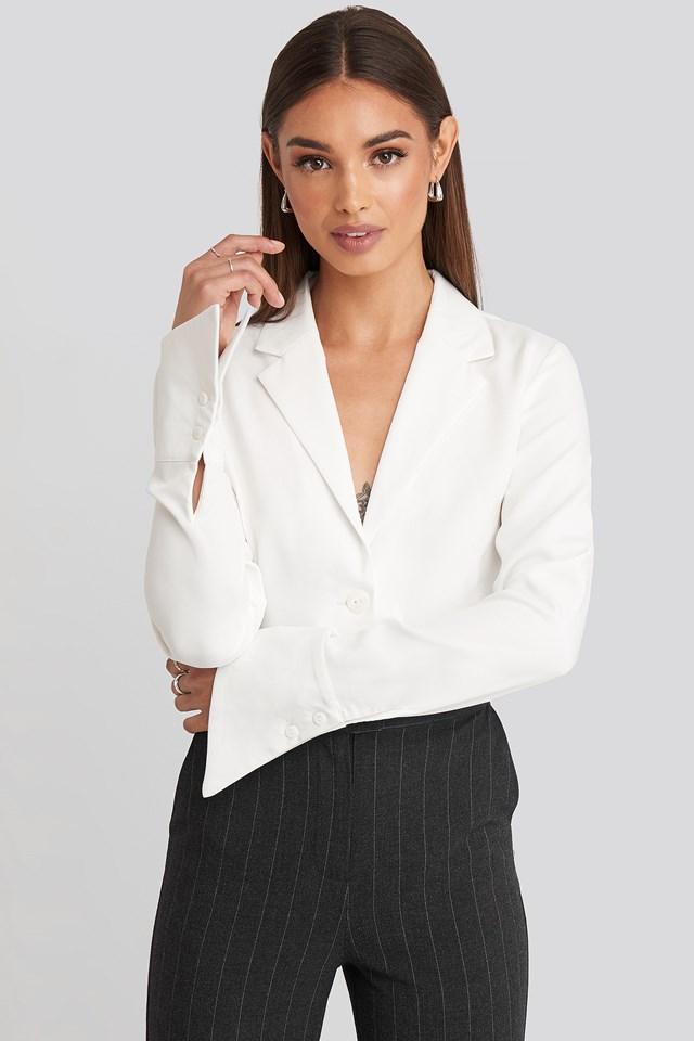 Wide Cuff Shirt Hoss x NA-KD