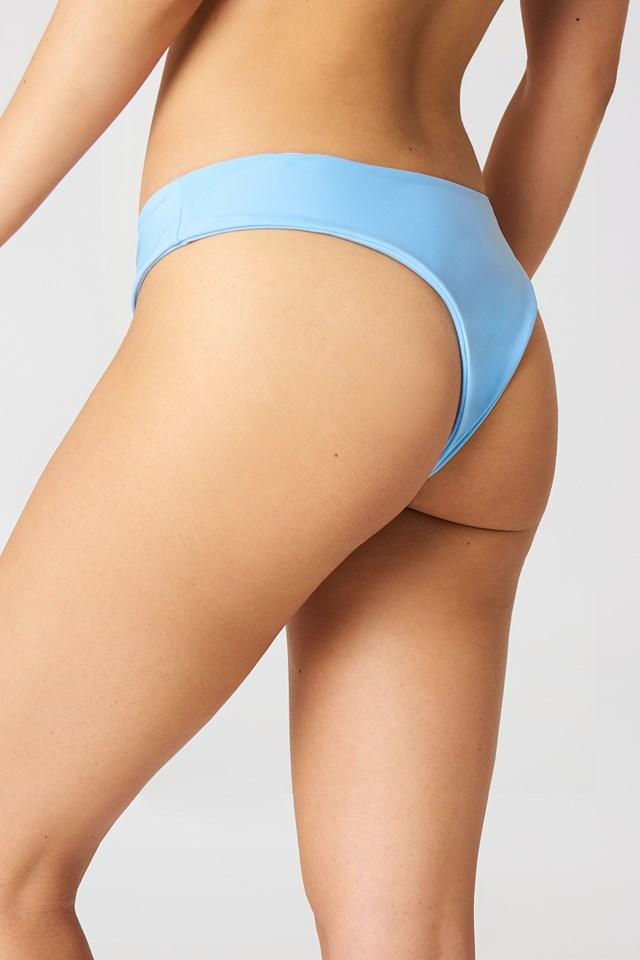 Bikini Panty Light Blue